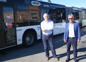 Emilia Romagna. Start Romagna: semaforo verde al Piano industriale. 160 nuovi bus, 40% a metano.