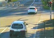 Misano Adriatico. Due nuovi rilevatori sulla SS16. Troppe auto ( un centinaio al mese) passano col rosso.