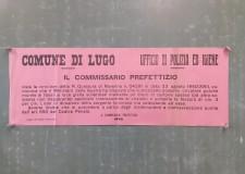 Lugo. Mostra su Facebook dell'Archivio storico. Vita cittadina dalla Guerra  alla Liberazione.