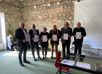 Emilia Romagna. Gal Delta 2000. Accordi di cooperazione per lo sviluppo delle vie di pellegrinaggio.