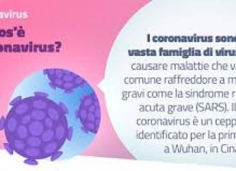 Ravenna. Aggiornamento. Le nuove misure di prevenzione e di contrasto alla diffusione del Coronavirus.