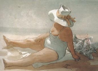 Santarcangelo d/R.  'Ricordi e amnesie' (1999), per ritrovare il bizzarro mondo di Federico Moroni.
