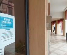 Savignano s/R. Negozi in centro ' Chiusi per amore'. Dilazione per il pagamento della prossima Tari.