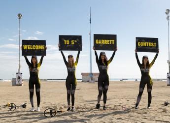 Cesenatico.Annullato il Garret Contest. La gara di metal detector in spiaggia, del 26 aprile.
