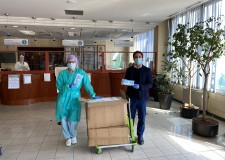 Forlì. Dal gruppo Medoc, 10mila mascherine al personale sanitario degli ospedali di Forì e Cesena.