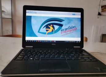 Rimini.Didattica on line: sostegni per gli insegnanti. Una collaborazione tra Gruppo Sgr e ITT  'Marco Polo'.