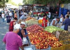 Cesenatico. Si riorganizza l'apertura del mercato cittadino. Con vendita esclusiva di prodotti alimentari.