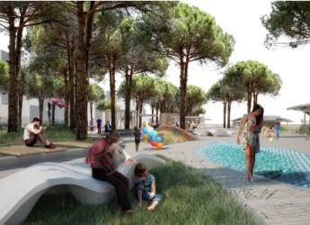 Rimini. Dune e rampe in legno: i nuovi accessi del Parco del mare. Gli interventi nel tratto Uno.