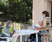 Cotignola. Dal 26 giugno, riprese le visite ai congiunti presso la casa protetta 'Tarlazzi Zarabbini'.