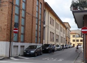 Santarcangelo d/R. Al via i lavori di miglioramento sismico dell'ala di via Verdi. Spesa: 450 mila euro.