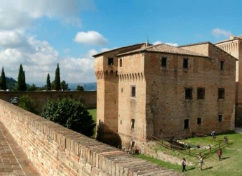 Cesena. La Rocca malatestiana riapre.Visite guidate dal lunedì alla domenica. Si consiglia di prenotare.