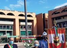 Forlì. Nel ricordo di Paolo Borsellino e delle vittime di via D'Amelio. Con attenzione, gratitudine e stima.