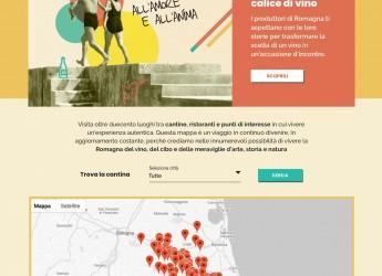 Emilia Romagna. Cartoline dalla Romagna: nel Ravennate coinvolte 98 attività. Vini, aziende e territorio.