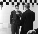 Cesena. 'Uno mattina estate' in città  per raccontare Federico Fellini con  gli scatti di Paul Ronald.