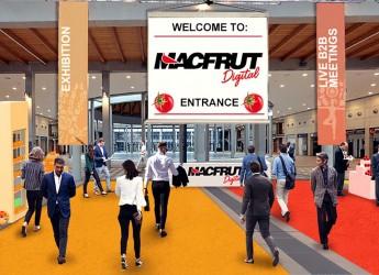 Cesena. Grandi numeri per Macfrut Digital. Gli spazi sold out, la presenza estera e i 600 buyer già iscritti.