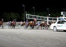 Cesena, Ippodromo del Savio. Resoconto delle corse di venerdì 14 agosto. Il premio Raffaello.