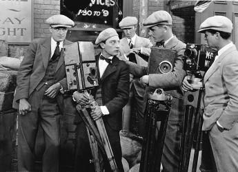 Modena. Dal 18 al 20 settembre, rassegna ' Le macchine di Buster Keaton'. Con Festivalfilosofia.