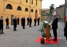Forlì. Il comandante interregionale Carabinieri incontra i militari del comando provinciale di Forlì-Cesena.