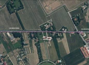 Forlì. Mobilità sostenibile. Lavori per realizzare le nuove piste ciclabili delle vie Correcchio e Decio Raggi
