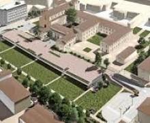 Forlì. Partono i lavori per il nuovo 'Giardino dei musei'. Per restituire alla città un 'polmone verde'.