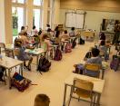 Rimini. Prima campanella per più di 25 mila studenti. Taglio del nastro alla nuova 'Montessori' di via Cuneo.