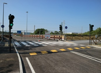 Rimini. Aperto  alla viabilità il ponte sull'Ausa. Nuova porta d'accesso alla città, al via il terzo e ultimo lotto.