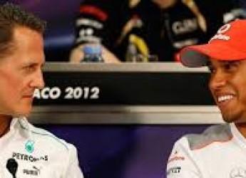 Non solo sport. I 'doni' in  Coppa delle nostre. Hamilton, bravissimo, sì, certo, ma con chi sta lottando?