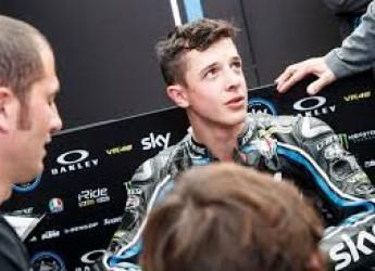Non solo sport. I centauri di Moto3. Lewis, campione sì, ma che c'entrano i miti? Il Mancio è andato a cilecca.