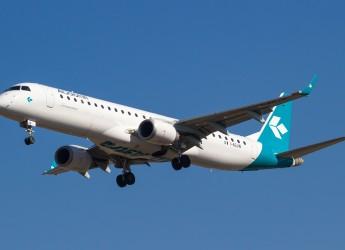 Forlì. Air Dolomiti aggiorna l'operativo voli da Forlì  per Monaco di Baviera.Posticipata la partenza.