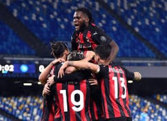 Non solo sport. Il cuore per Diego. Il Campionato al Milan, ora in ' picciol' fuga. Mentre  si ritorna in Coppa.