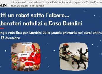 Cesena. Metti un robot sotto l'albero. In partenza i Laboratori natalizi di Casa Bufalini. Da mercoledì 16.