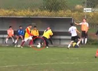 Rimini. Nuovo centro sportivo a Corpolò. Con campo per i Dilettanti e un campo da allenamento.