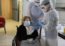 Rimini. Piano vaccinale nelle RSA. Iniziato dalla casa di riposo per anziani 'Oasi serena' di Viserbella.