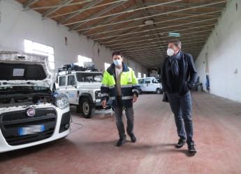 Faenza. Via libera al Centro provinciale della Protezione civile delle Celle. Offerte per il bando di gara.