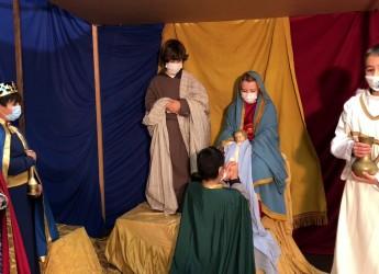 Forlì. I centri Domus Coop presentano il Presepe vivente dei bambini. Ma in tempo di Covid 19.