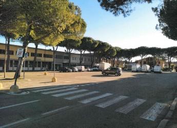 Ravennate. Manutenzione extra in piazza Della Libertà. Spostato il mercato settimanale del martedì.