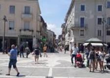 Rimini. Città diffusa: interventi della prima metà 202. Cantieri in scuole, impianti sportivi e  del forese.