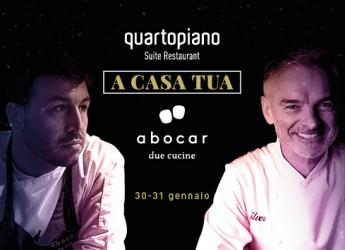 Rimini. Quartopiano Suite Restaurant : menù inedito, da gustare in casa propria.