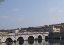 Rimini. Ponte di Tiberio. Le novità per via Bastioni settentrionali e  via Circonvallazione occidentale.