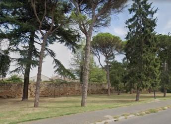 Ravenna. Mura cittadine: al via da lunedì 15 i lavori di consolidamento del tratto di via Porta Gaza.
