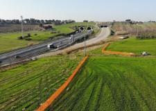 Misano Adriatico. Partiti i lavori per la bretella sulla SS 16. Verso il casello autostradale di Riccione.