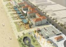 Rimini. 'Murri Open Space'. Il nuovo verde in piazzale Gondar e l'isola dello sport  per le Associazioni.