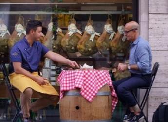 Emilia Romagna. La Food Valley e Casa Artusi  nella nuova serie tivù della CNN: 'Searching for Italy'.