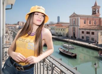 Cesenatico. La Grande bellezza sul  porto canale. Gli shooting fotografici dei brand della moda.