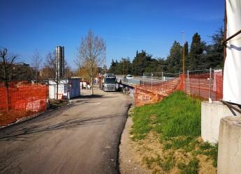Cesena. Viadotto Kennedy. Lavori in anticipo. Ora stop al transito e demolizione travi da lunedì 12 aprile.