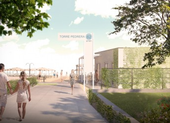 Rimini. La spiaggia che cambia: ok al progetto pilota di riqualificazione del bagno 62 'Giorgio' di Torre Pedrera.