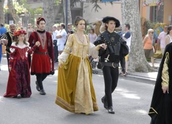 Cervia Milano Marittima. Domenica 6 maggio: ' Lo sposalizio del mare'. Con nuovo corteo, nuovi figuranti.