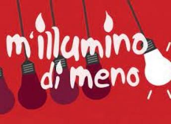 Bassa Romagna. Unione: 'Mi illumino di meno', venerdì 26 marzo  partecipa al silenzio energetico.