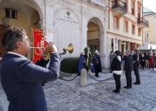Rimini. In piazza per il 25 Aprile,  Per celebrare il 76° anniversario della Liberazione d'Italia.