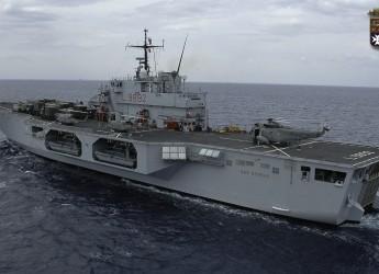 Roma. Missione Irini: comando al contrammiraglio Frumento. Nave San Giorgio al posto dell'Aegean.